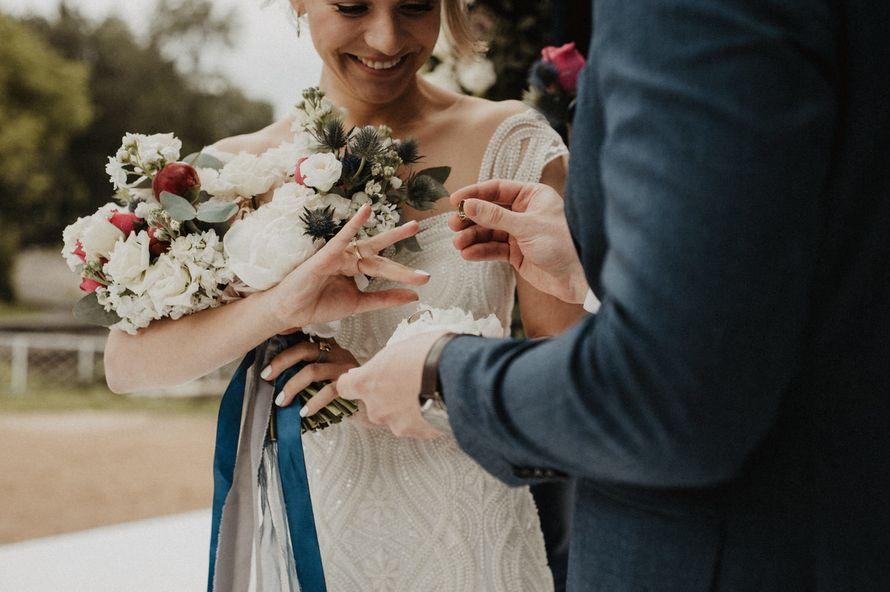 """Фото 17802852 в коллекции Портфолио - Свадебная студия """"Bloom bride"""""""