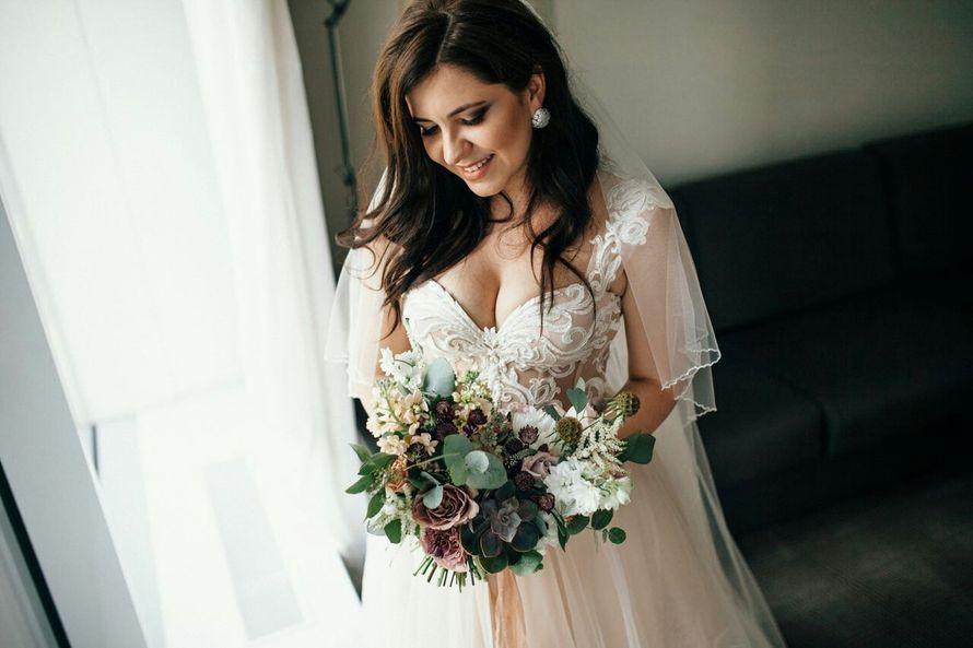 """Фото 17802926 в коллекции Портфолио - Свадебная студия """"Bloom bride"""""""
