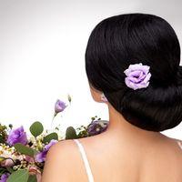 макияж, прическа, образ - Элла Бугарь  фото - Natalia Schwarz  модель - Ольга  цветы -