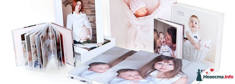 """Детские фотокниги - фото 344571 Типография """"Флагман"""" - печать фотокниг"""