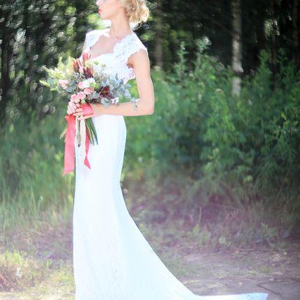 """Свадебное платье """"Ванильная мечта"""""""