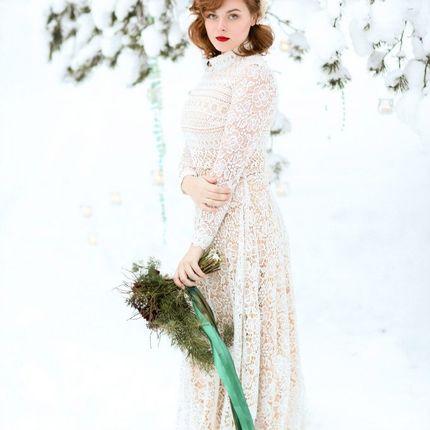 """Свадебное платье """"Тайна горной вершины"""""""