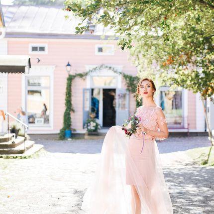 """Свадебное платье """"Coral garden"""""""