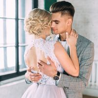 """Свадебное платье """"Таинственная сказка"""""""
