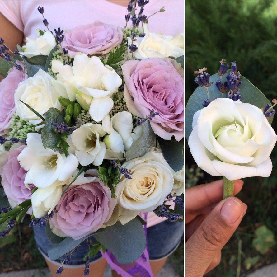 """Букет невесты """"Индивидуальный"""""""