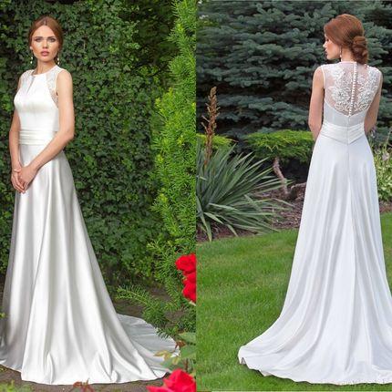 Свадебное платье Евдокия