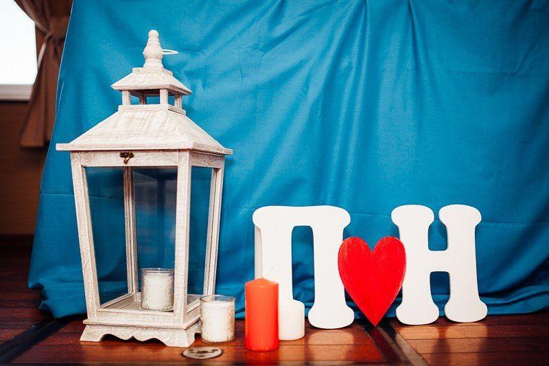 """Фото 6886374 в коллекции Морская Свадьба 10.09.15 - Студия флористики и декора """"Лужайка"""""""