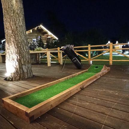 Мини-гольф в аренду