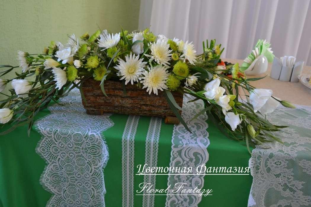 Фото 5116953 в коллекции Портфолио - Цветочная Фантазия - Цветы и Декор