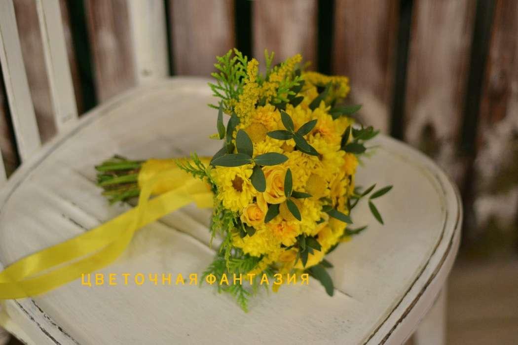 Фото 6818694 в коллекции Букет невесты - Цветочная Фантазия - Цветы и Декор
