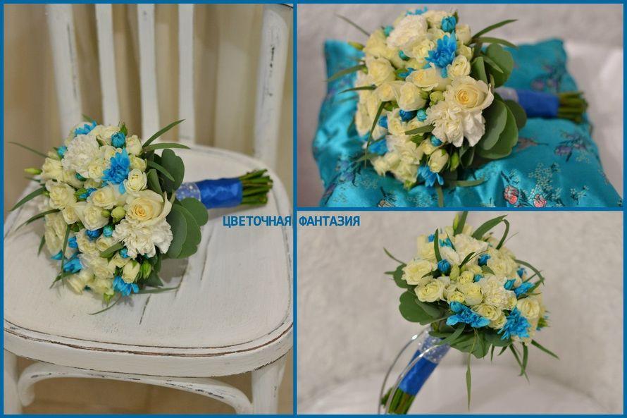 Фото 6818696 в коллекции Букет невесты - Цветочная Фантазия - Цветы и Декор
