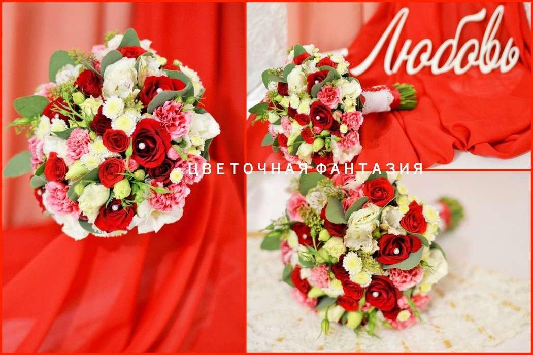 Фото 6818722 в коллекции Букет невесты - Цветочная Фантазия - Цветы и Декор