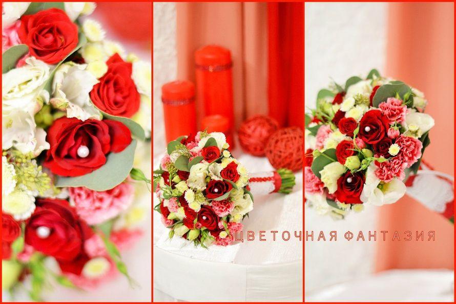 Фото 6818724 в коллекции Букет невесты - Цветочная Фантазия - Цветы и Декор