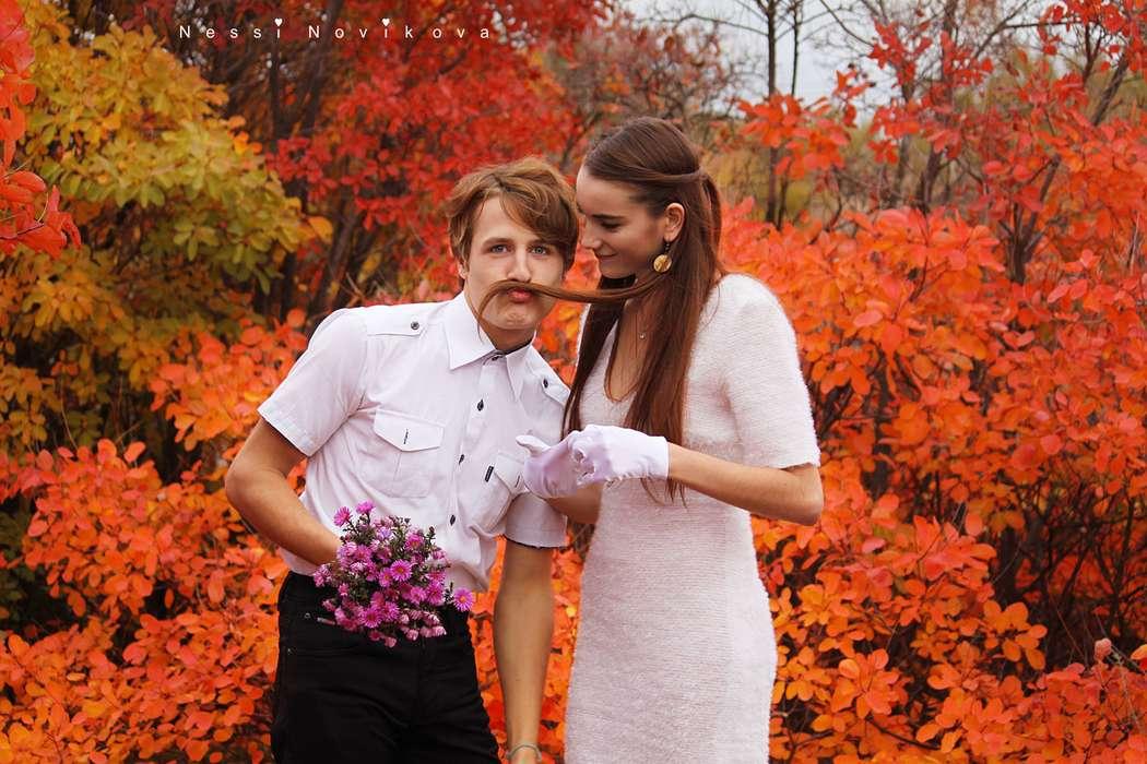 Фото 5055403 в коллекции Яркая осень - Фотограф Nessi Novaya