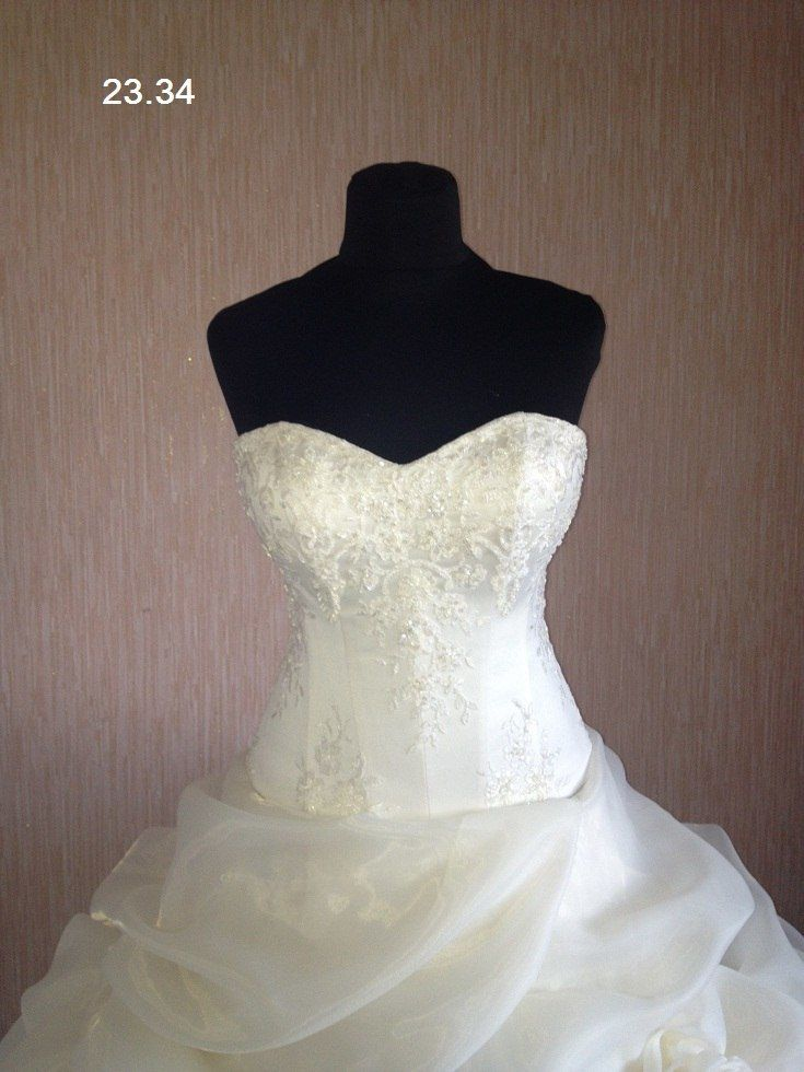 Фото 5093529 в коллекции Пошив по вашим фото-2014 - Дизайнерские свадебные платья Elizabeth Bride