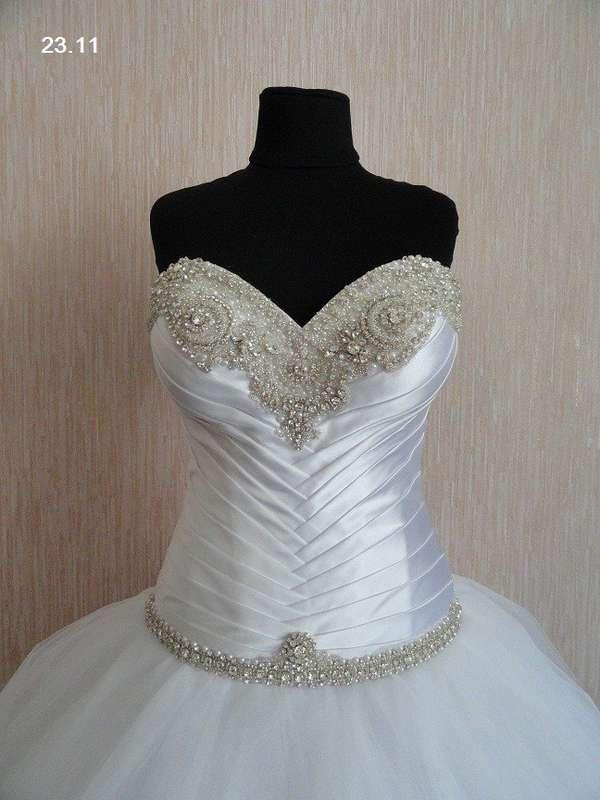 Фото 5093641 в коллекции Пошив по вашим фото-2014 - Дизайнерские свадебные платья Elizabeth Bride