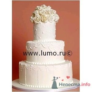 Фото 29594 в коллекции торты