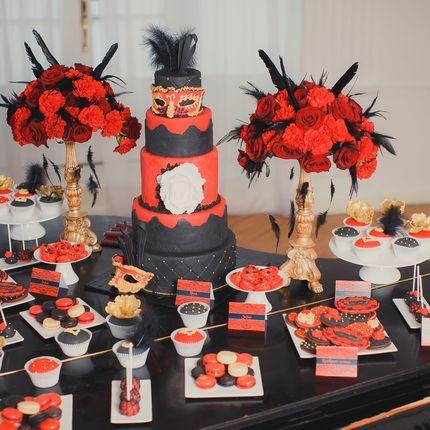 Candy Bar и торт с мастичным декором любой сложности