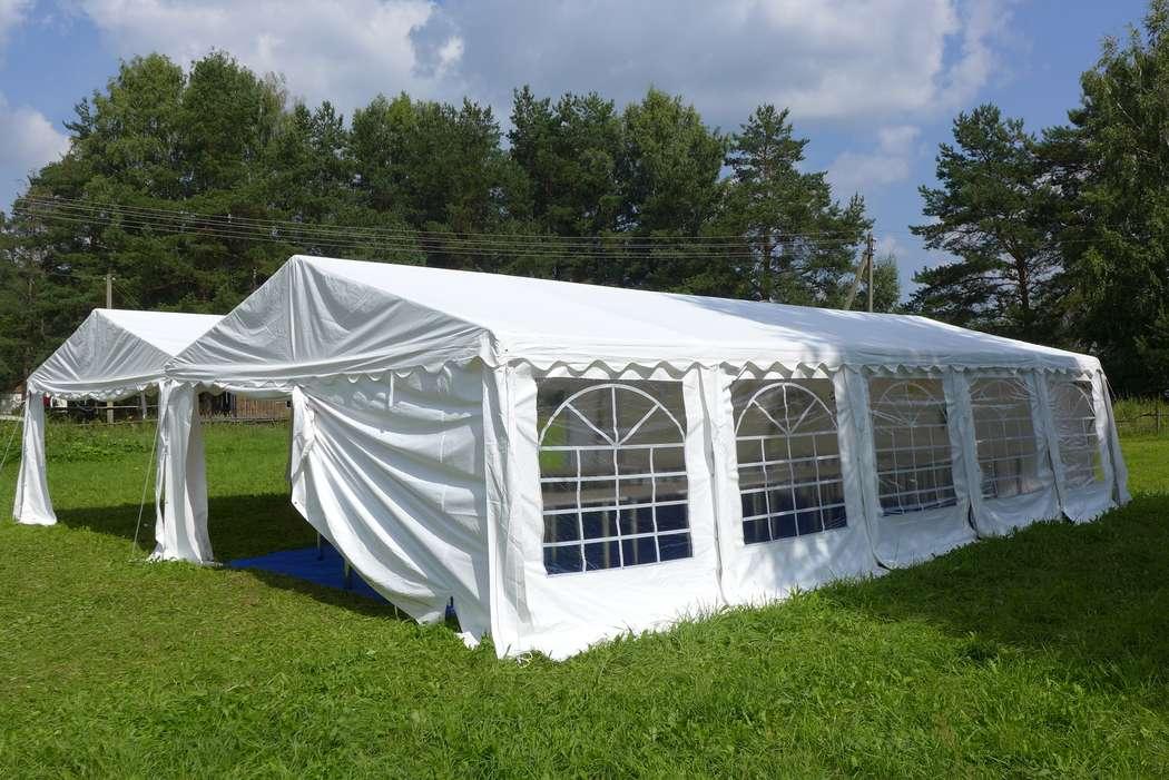 Фото 5126351 в коллекции Свадьба на открытом воздухе - Аренда шатров от Витебского центра маркетинга