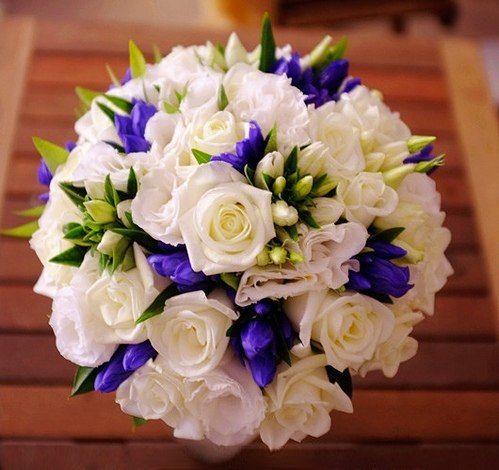 Фото 5149969 в коллекции Букет невесты - Love Story agenstvo - оформление