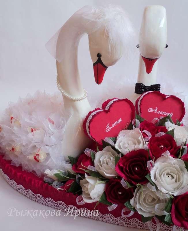 Фото 5168515 в коллекции Свадебные композиции из конфет - Свит дизайн Рыжакова Ирина