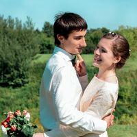Свадебные моменты Ксения и Николай парк Коломенское