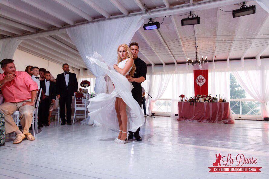 Экспресс-постановка свадебного танца