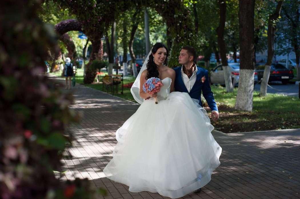 """Свадебное платье """"Нелли"""" - фото 12249008 Свадебный салон DIONI"""