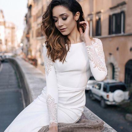 Свадебное платье Эвора (RL)