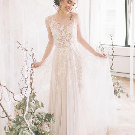 Свадебное платье Брилли (AV)