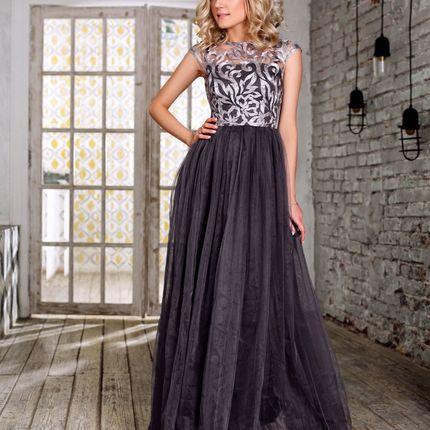 Длинное платье Дилан (FL)