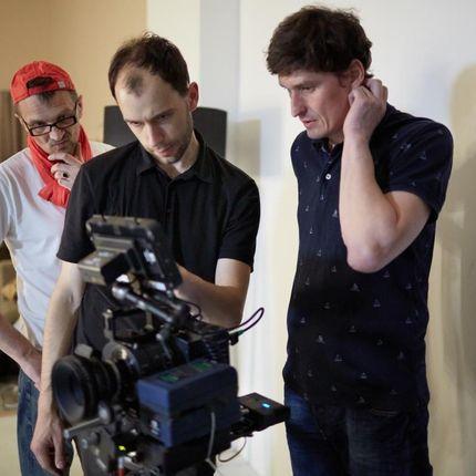 Видеосъёмка в студии