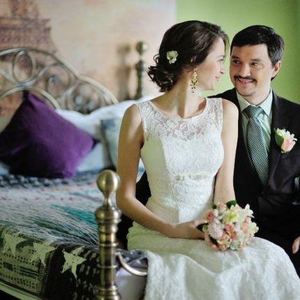 """Свадебный номер """"Люкс"""" для молодожёнов"""