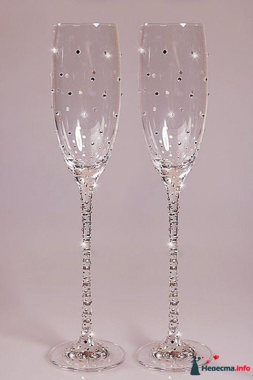 Свадебные бокалы, идеи : 46 сообщений : Свадебный форум на Невеста.info