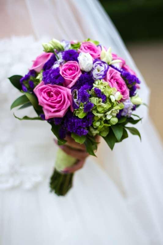 Свадебный букет - фото 2772995 Свадебный и семейный фотограф Ахмед Молов