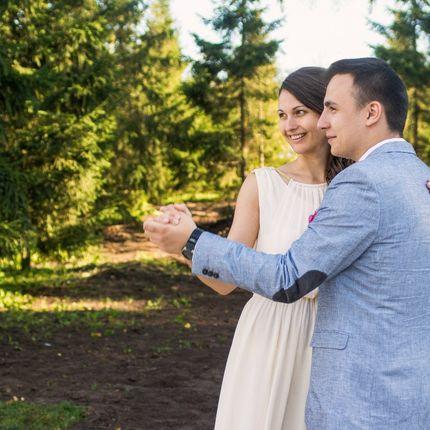 """Свадебная съёмка: пакет """"Расширенный"""""""