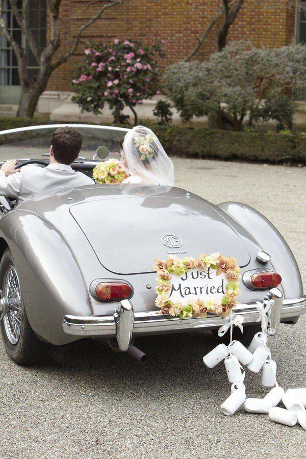 """Фото 14208838 в коллекции Оформление свадебного кортежа - """"Мастерская счастья"""" - оформление праздника"""