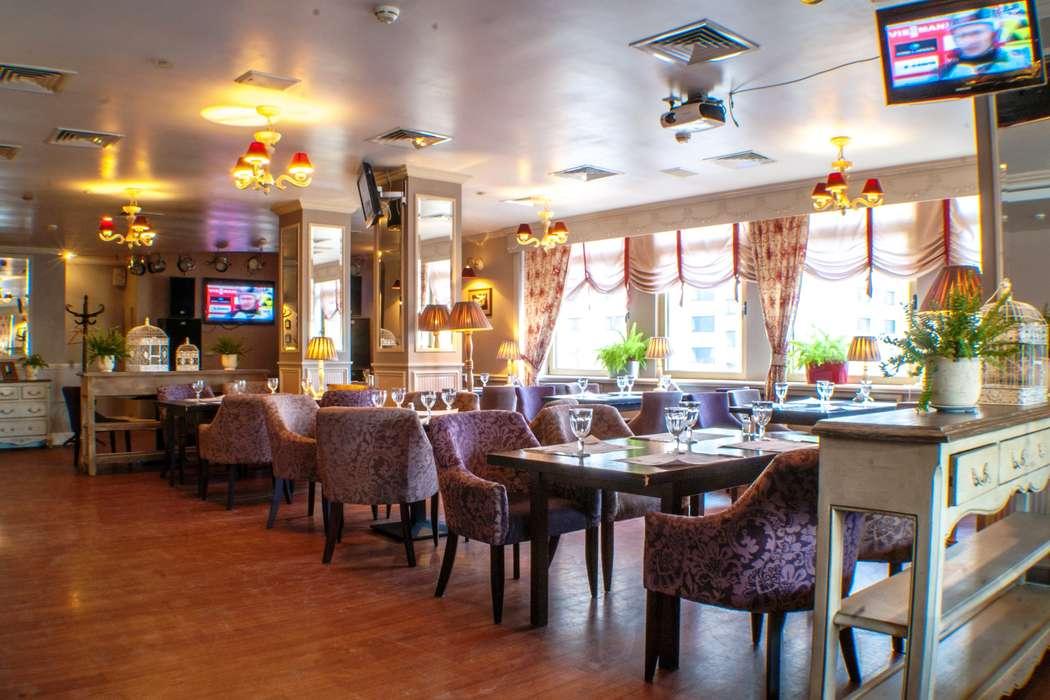 Фото 5305565 в коллекции Наши залы - Ресторан Траттория Semplice