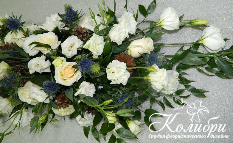 Фото 5330591 в коллекции Зимняя свадьба - Студия флористического дизайна FloKolibri