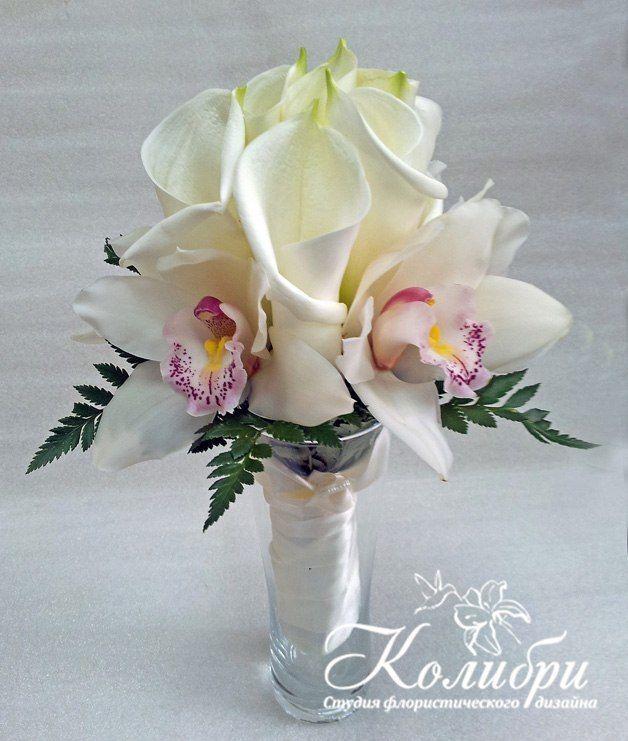 Фото 5330665 в коллекции Букет невесты. Наши работы. - Студия флористического дизайна FloKolibri