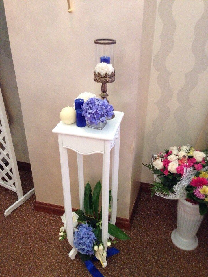 Фото 5342001 в коллекции Свадьба в благородно синем цвете - Агентство Сказки