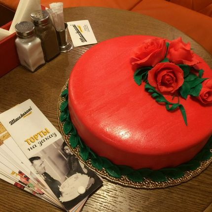 Торт Африка, стоимостью за 1 кг