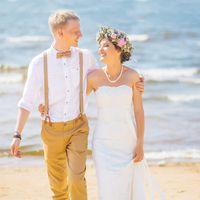 Свадьба в рустикальном стиле