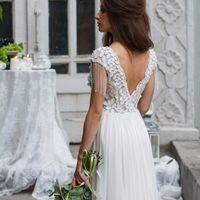 Платье для современной невесты