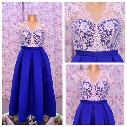 Вечернее платье, модель 049