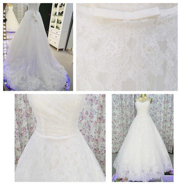 Свадебное платье, арт. 043
