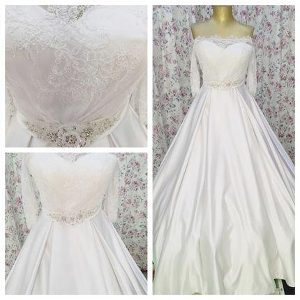 Свадебное платье, арт. 004