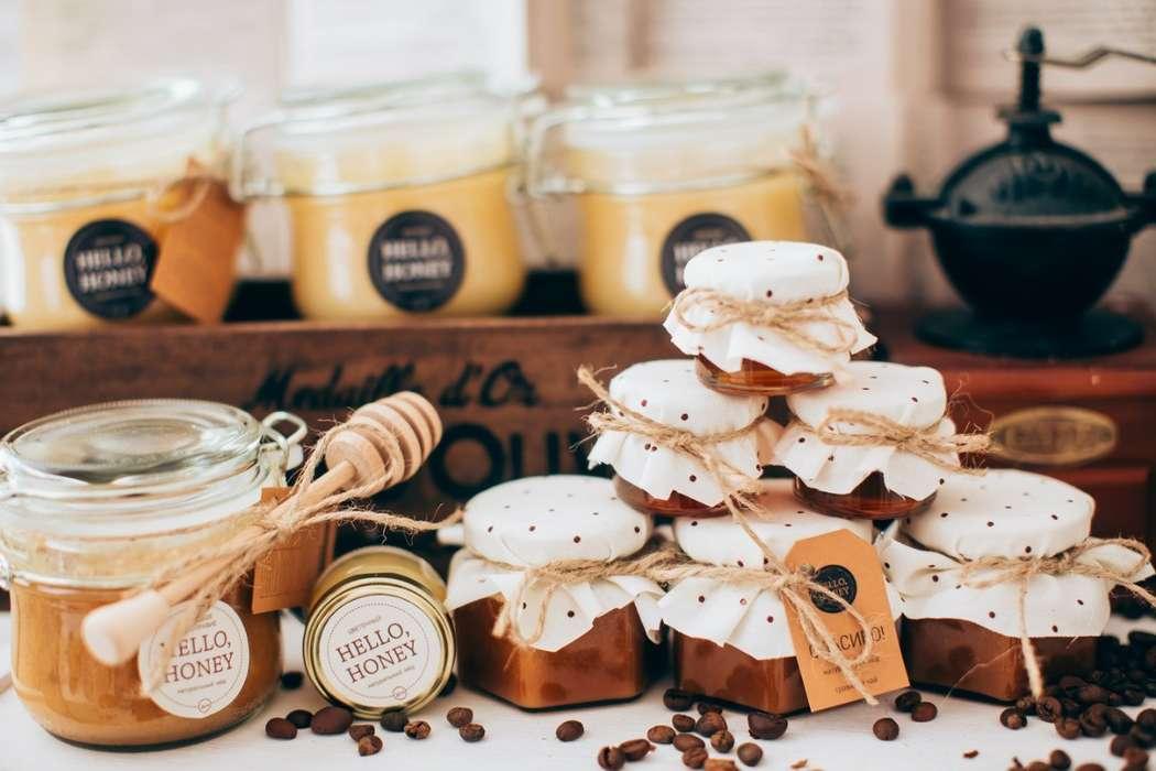 Подарок на свадьбу мёд 28