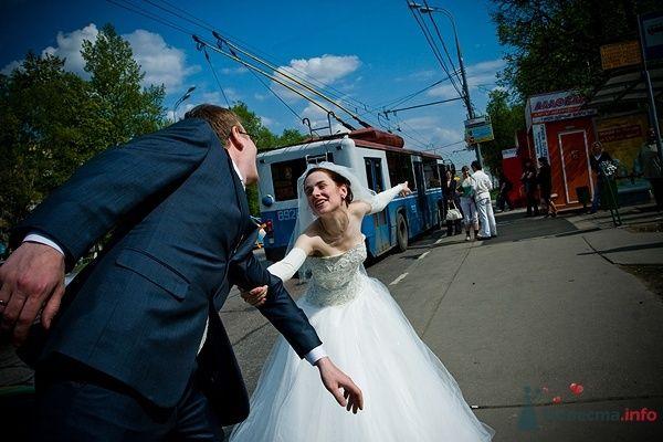 Фото 50965 в коллекции Моя свадьба