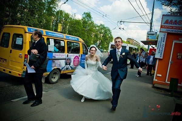 Фото 50967 в коллекции Моя свадьба